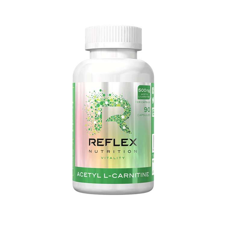 reflex nutrition acetyl l carnitine vegfit
