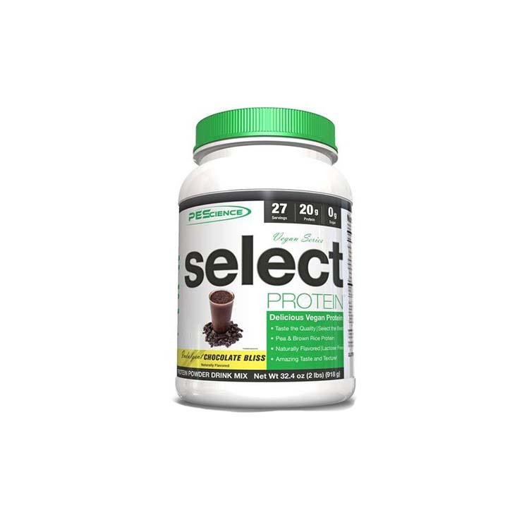 select vegan protein chocolate vegfit new