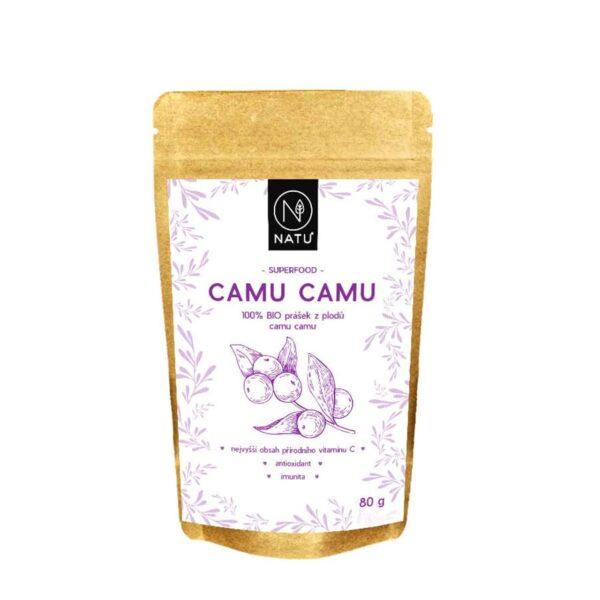 Camu Camu BIO prasek vegfit
