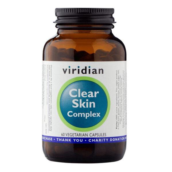 Clear Skin Complex 60 kapsli vegfit