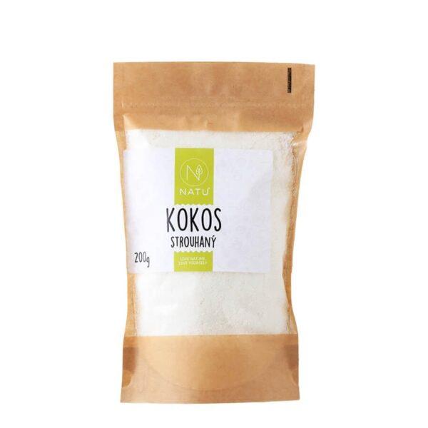 Kokos strouhany 200g vegfit