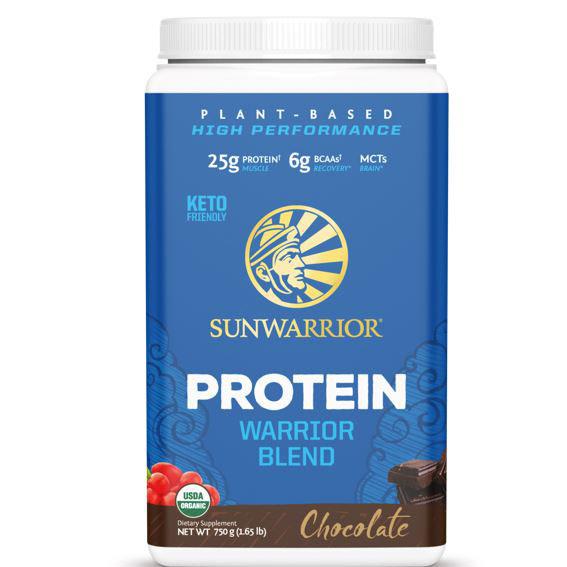 SUNWAR Protein Blend BIO 750g cokolada vegfit