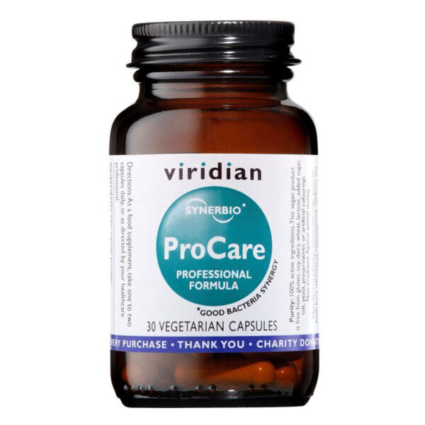 Synerbio ProCare 30 kapsli vegfit