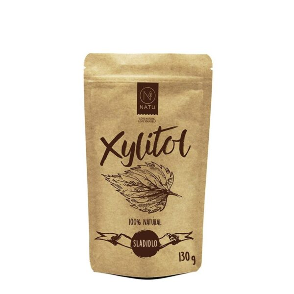 Xylitol brezovy cukr 130g vegfit