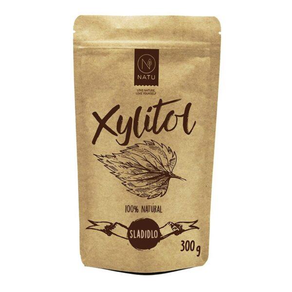 Xylitol brezovy cukr 300g vegfit