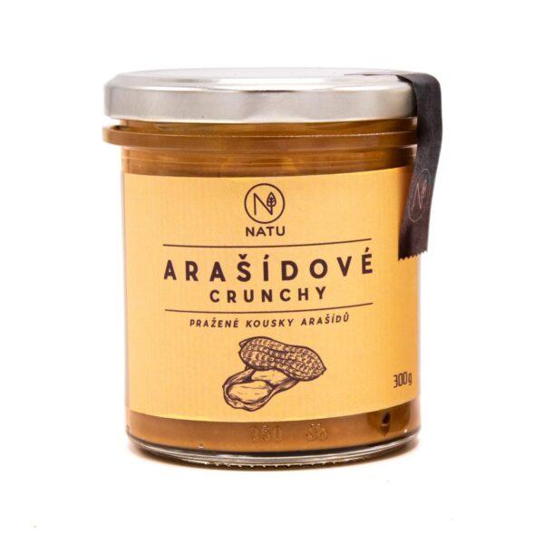 arasidovy krem crunchy 300g vegfit