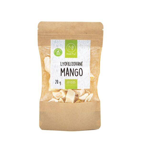 lyofilizovane mango BIO 20g vegfit