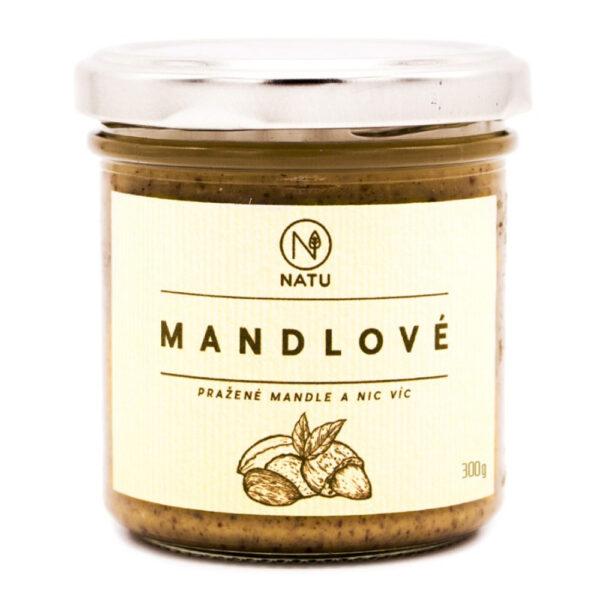 natu mandlovy krem prazeny 300 g vegfit