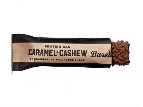 Barebells Protein Bar Karamel Kesu vegfit files