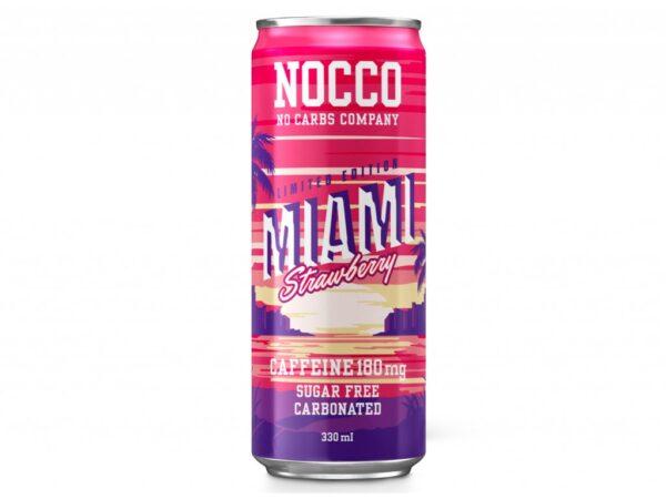 Nocco BCAA Miami Jahoda vegfit files