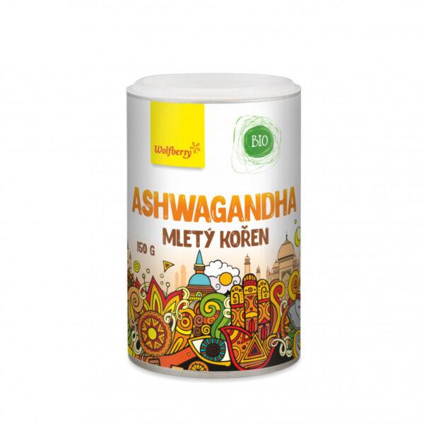 ashwagandha bio 150 g wolfberry vegfit