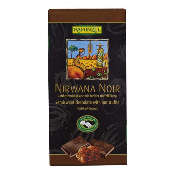 cokolada nirwana horka vegan bio 100 g rapunzel vegfit