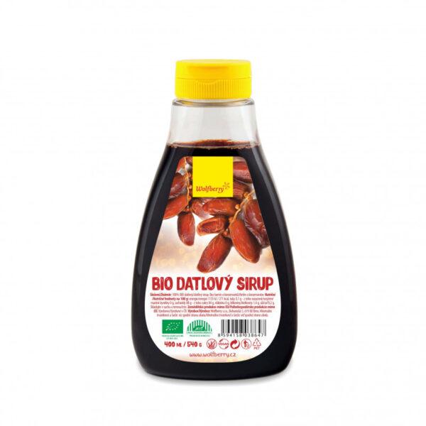 datlovy sirup wolfberry bio 400 ml 540 g vegfit