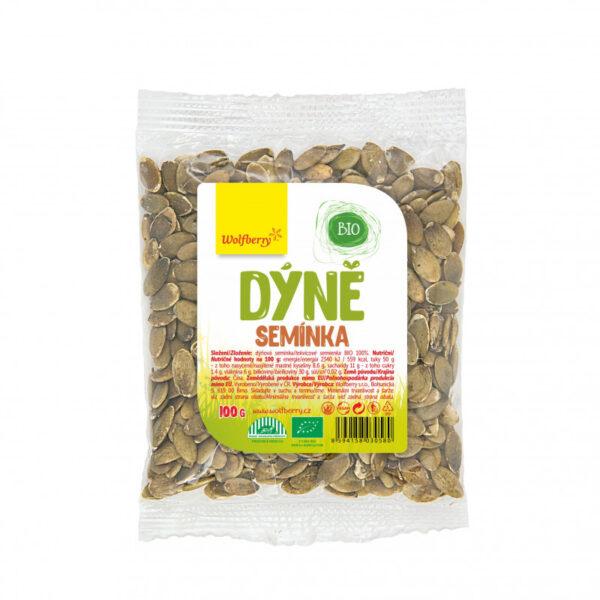 dynove seminko bio 100 g wolfberry vegfit