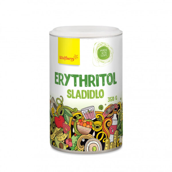 erythritol 350 g wolfberry vegfit