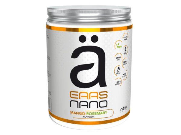 nano supps eaas nano 420g mango vegfit