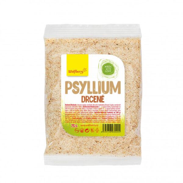 psyllium drcene wolfberry 75 g vegfit