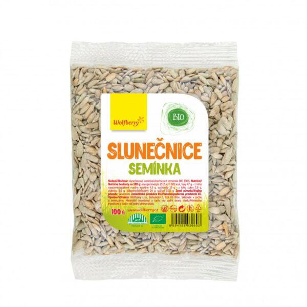 slunecnicove seminko wolfberry bio 100 g vegfit