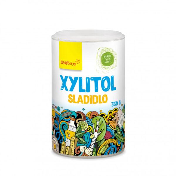 xylitol sladidlo wolfberry 350 g vegfit