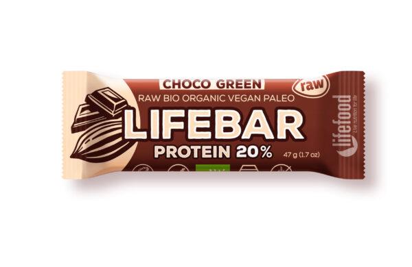 lifebar protein cokoladova protein raw bio vegfit scaled