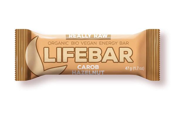 lifebar raw vegan bio tycinka lifefood liskooriskova s karobem vegfit