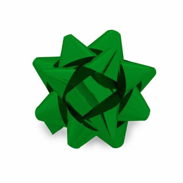 zelena hvezdice