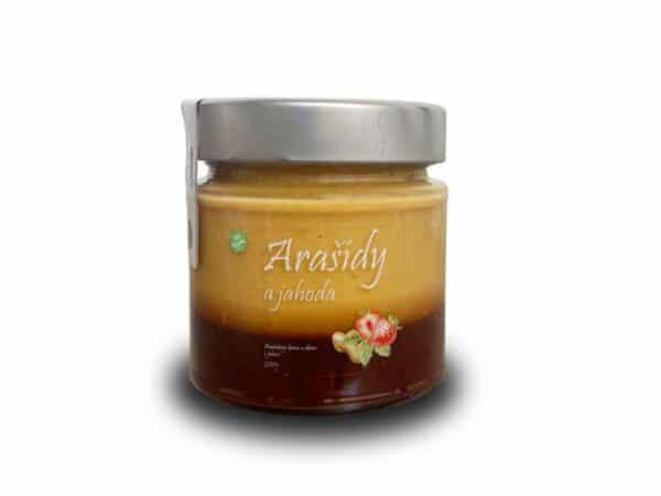 arasidy-jahoda-dzem-200g-vegfit